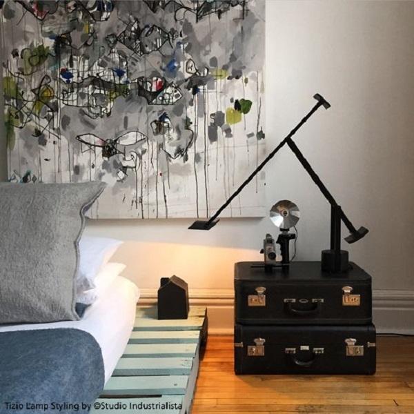 lampade camera da letto - artemide