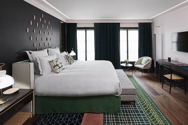 le roch hotel - parigi