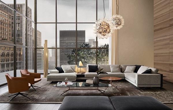 Mondrian, il divano multifunzionale di Poliform - Interior ...