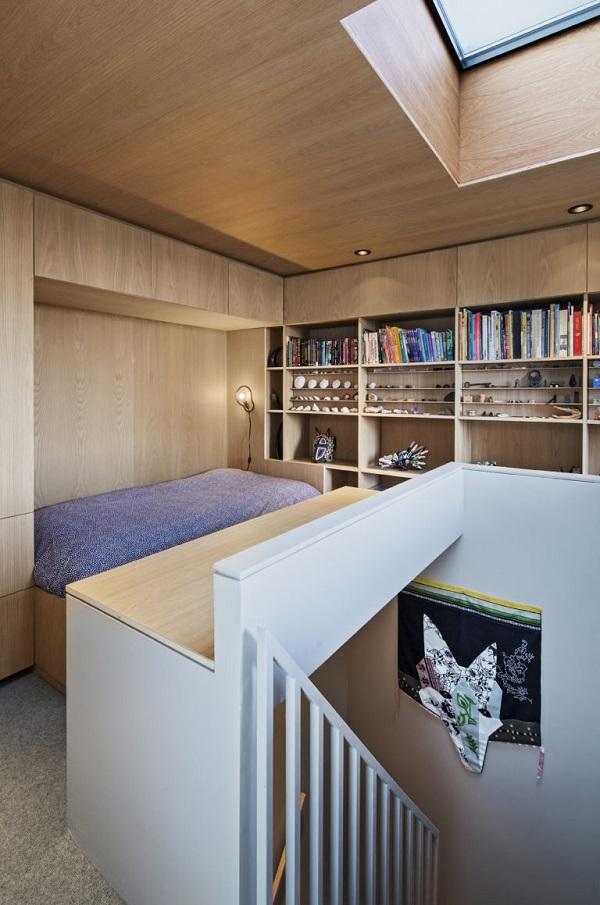 Spazio ma con stile interior break for Casa design cattolica