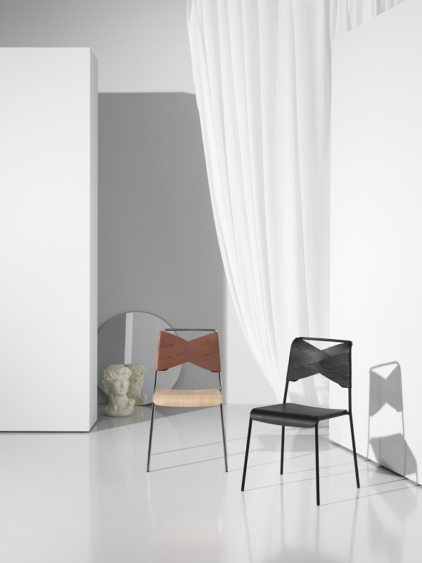 torso chair - design house stockholm