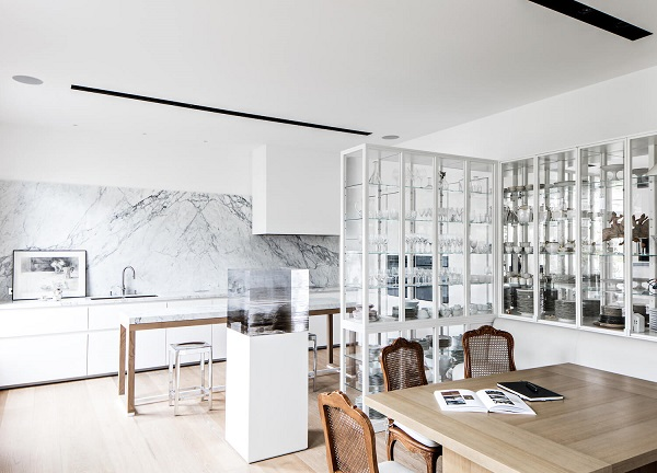 frederic berthier -appartamento saint germain