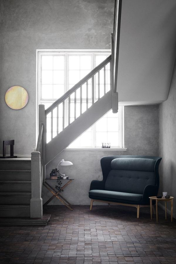 divano Ro di Fritz Hansen