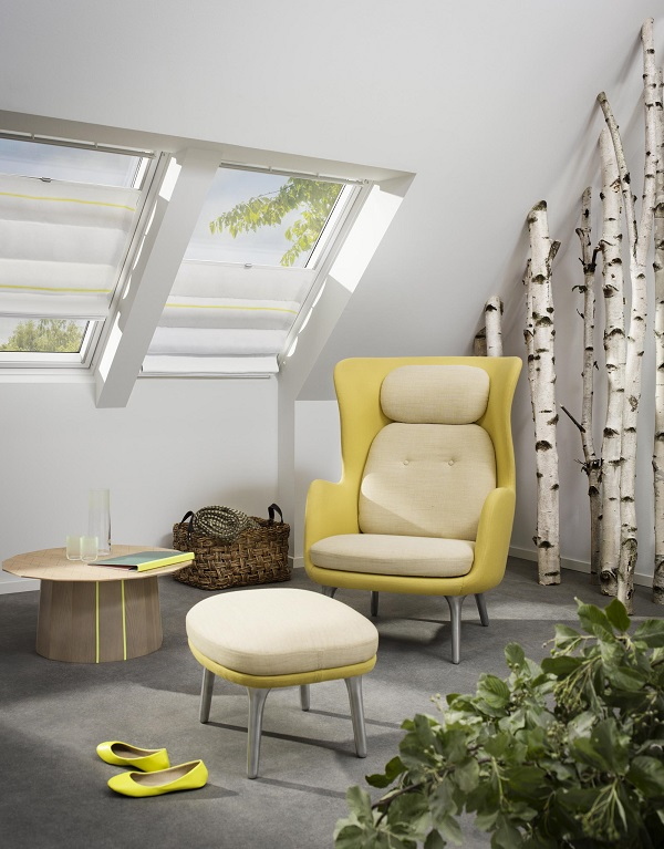 Le tende di scholten baijings per velux interior break for Offerte tende velux
