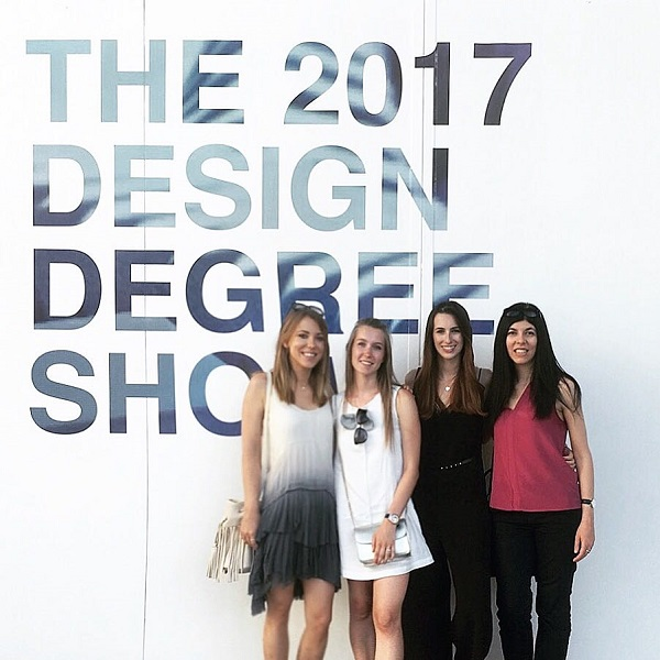the 2017 design degree show