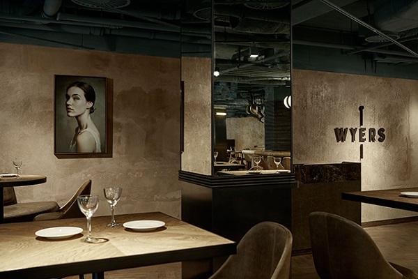 wyers restaurant - amsterdam