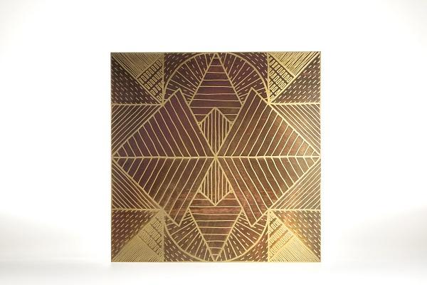 rivestimenti De Castelli, collezione Wild Geometries