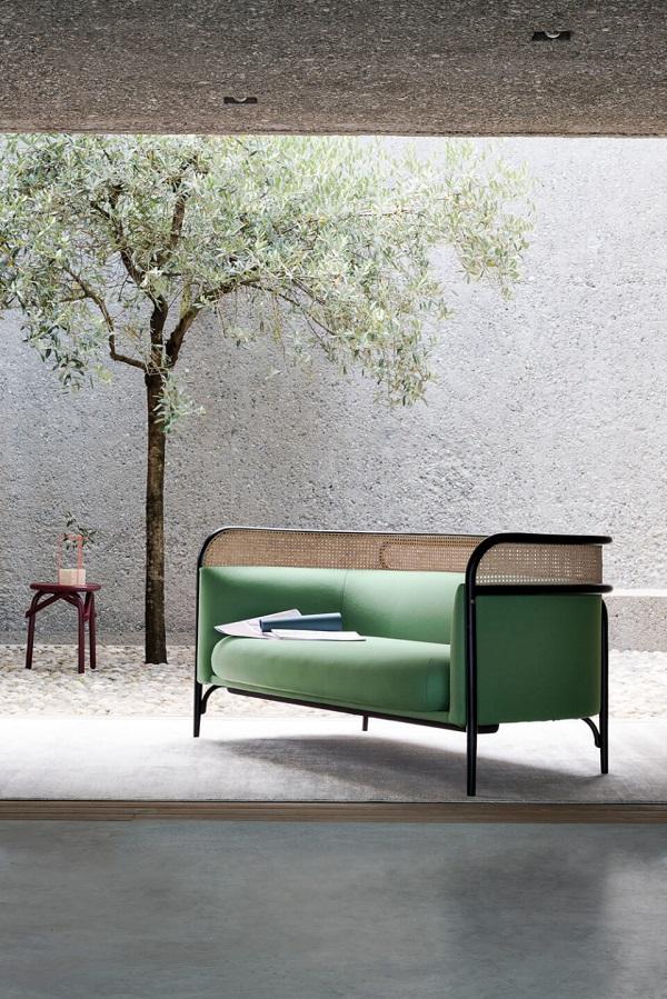 divano Targa - design by GamFratesi, Gebrüder Thonet Vienna
