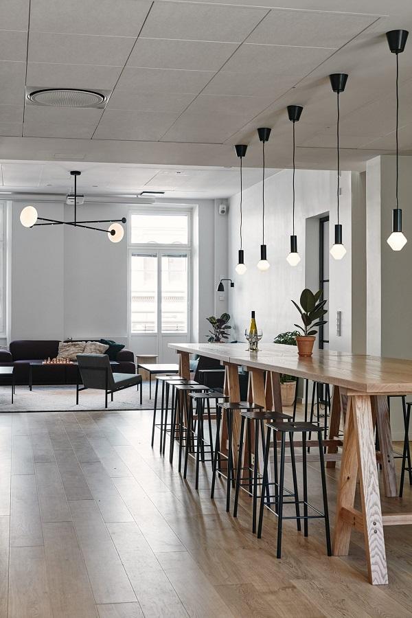 uffici Fjord, Helsinki, interior design by Joanna Laajisto