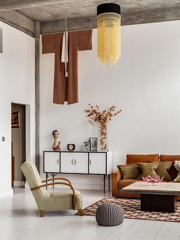 casa londra in stile eclettico