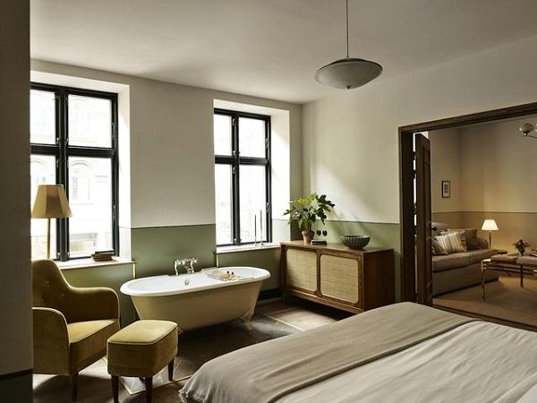 sanders hotel, copenhagen
