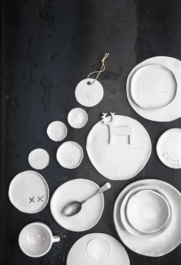 ceramiche Forme di Farina