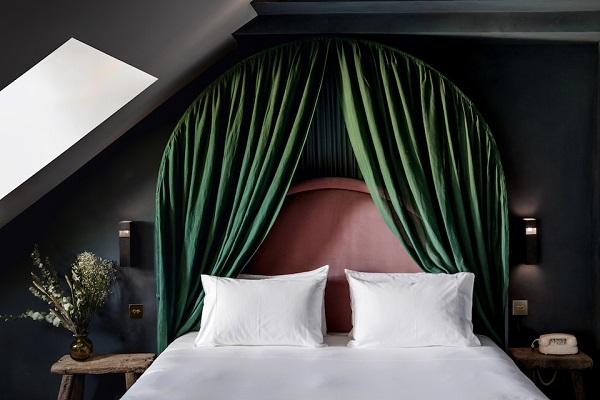 design hotel Parigi, Hotel Grands Boulevards
