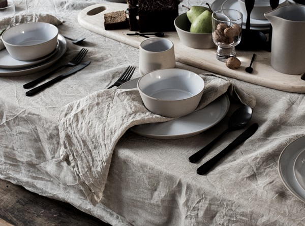 7 ispirazioni per la tavola di natale obsigen - Idee tavola natale ...