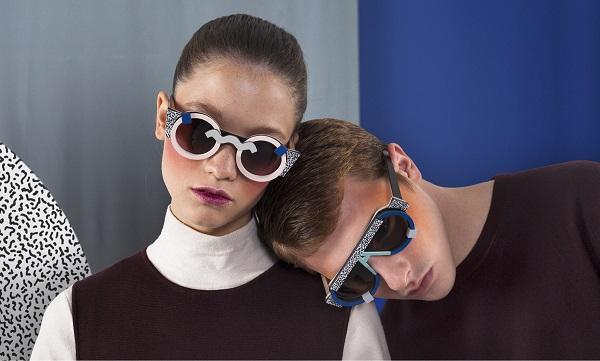 occhiali Nina Mur goes Memphis