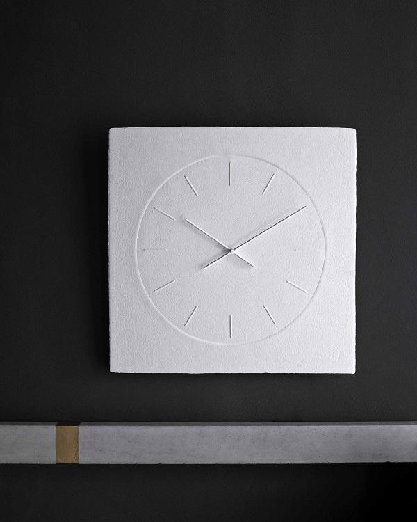 orologio a parete, design by Mia Lagerman per Fritz Hansen