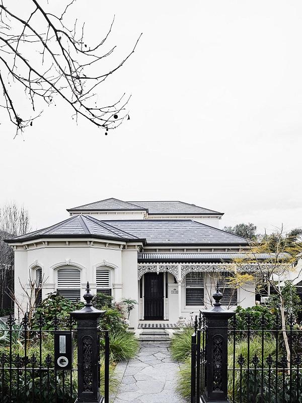 casa australia accenti blu
