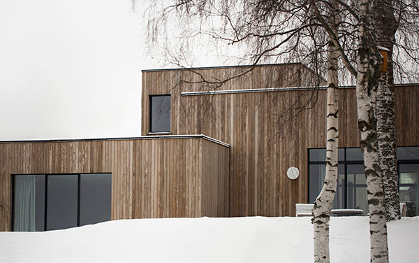 Gjøvik House, Norm Architects