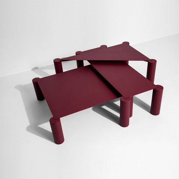 Thin coffee table, Petite Friture