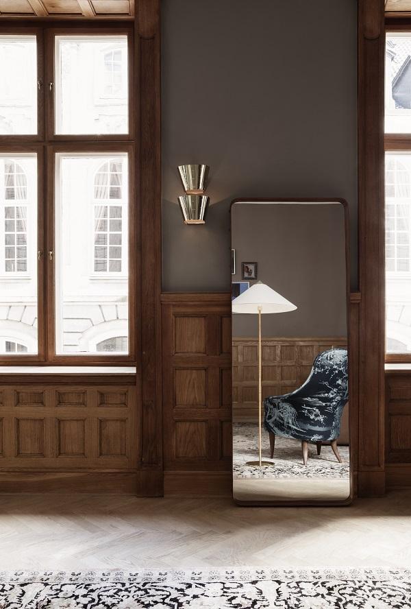 lampade Tynell, Gubi, design scandinavo