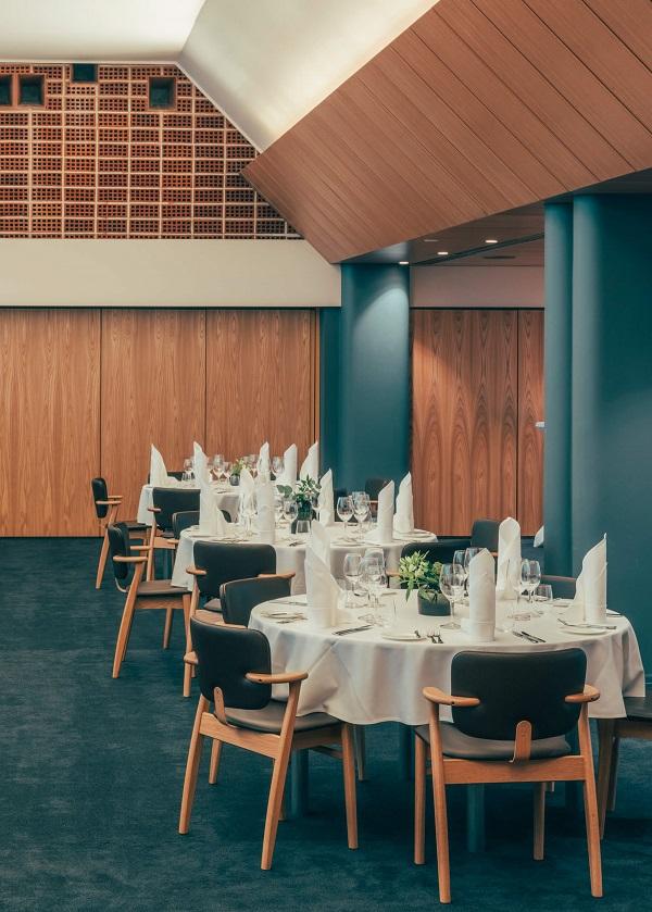 ristorante Palace Helsinki - Note Design Studio