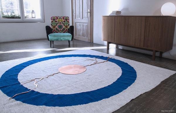 Ventura Future - tappeto Circle, collezione Aphrodisia, Animal Spirits