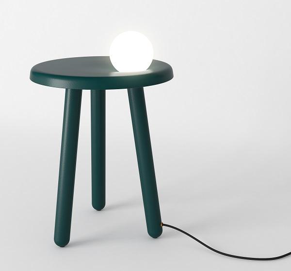 Ventura Future - Alby, design by Matteo Fiorini, Mason Editions