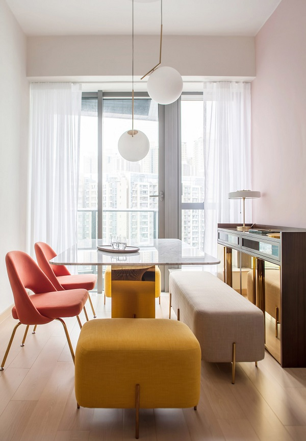 appartamento Hong Kong, Lim+Lu