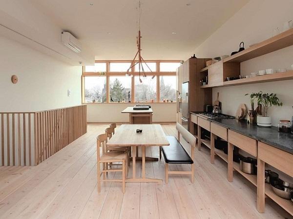 casa Toronto in legno