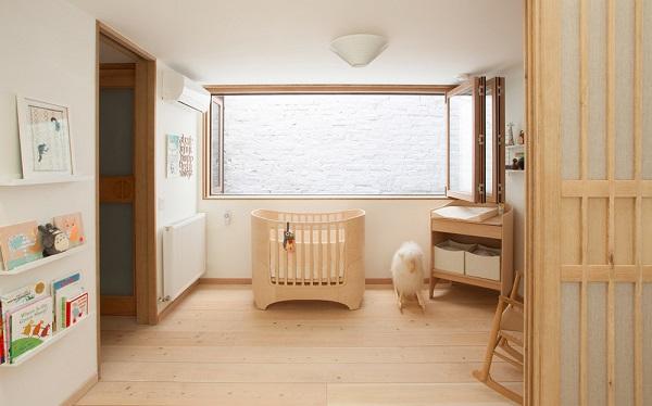 A qualcuno piace in legno interior break - Case norvegesi interni ...
