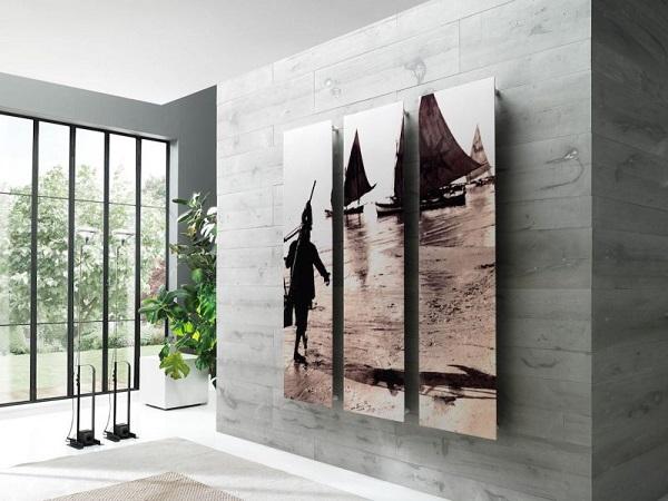 Frame Inox Decor, radiatori Cordivari Design