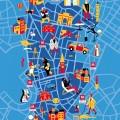 mappa Brera Design District