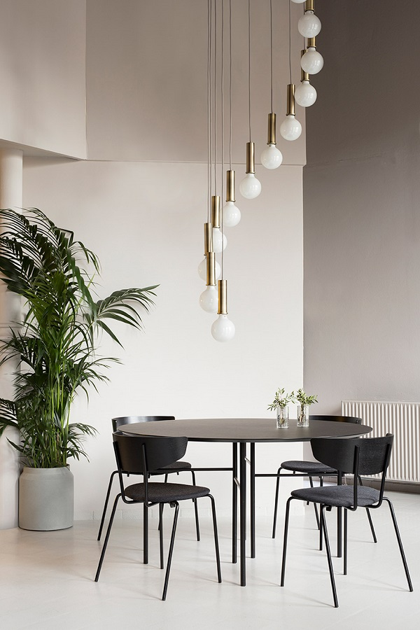 ristorante IBU, Copenhagen, design by Ferm Living