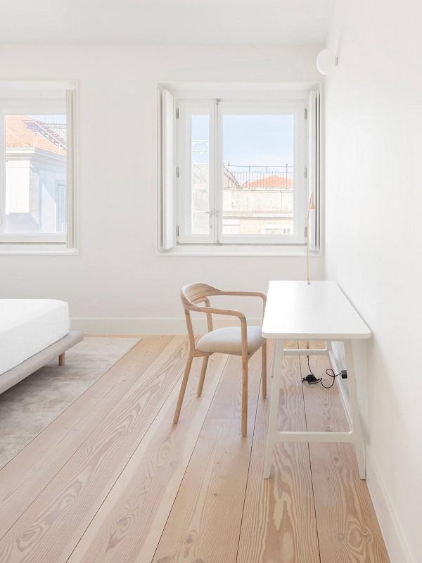appartamento Lisbona rar studio