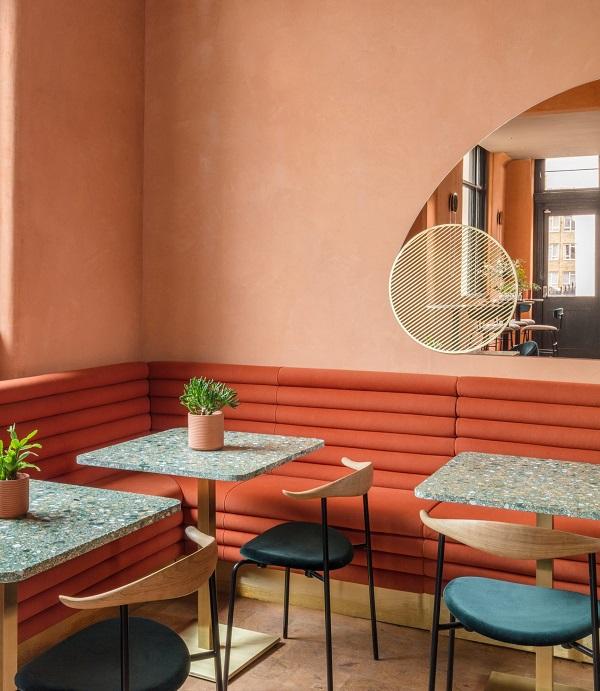 Omar's Place ristorante Londra