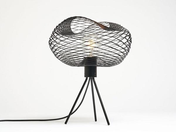 lampada NET design by Paolo Ulian, Zavaluce