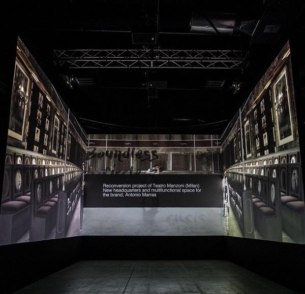 Under the Light, Istituto Marangoni