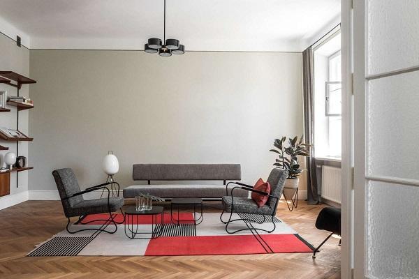 casa Varsavia, interior design Loft Kolasinski, foto Karolina Bąk