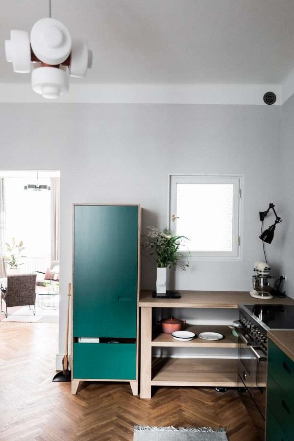 casa stile eclettico, Varsavia, interior design Loft Kolasinski, foto Karolina Bąk