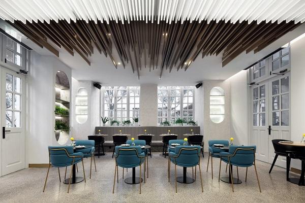 Changning Villa, ristorante Shanghai