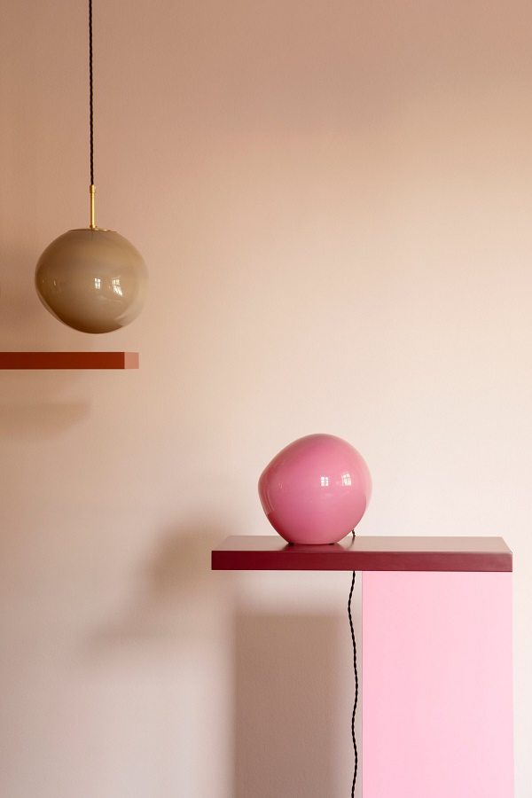 lampade Candy Collection, Helle Mardahl