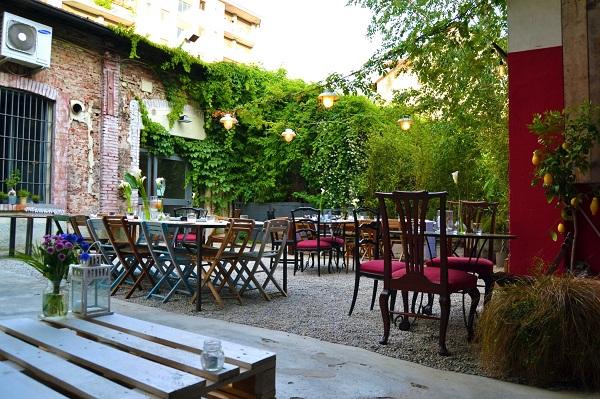 Milano Food District, Ristorante Al Cortile