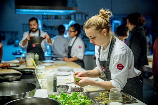 Milano Food District, Genius Academy corso di cucina
