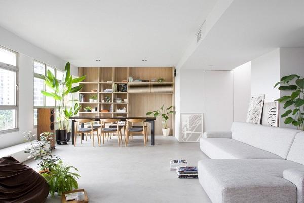 appartamento multifunzionale a Singapore