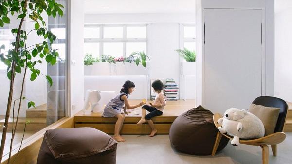 appartamento singapore