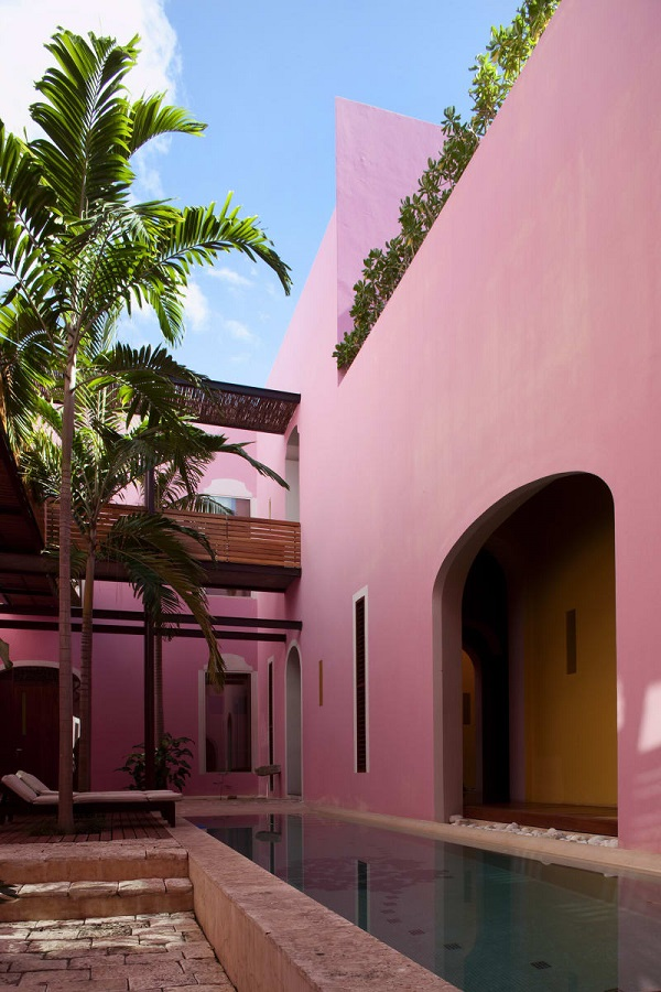 Rosas&Xocolate boutique hotel, Merida, Yucatan, Messico