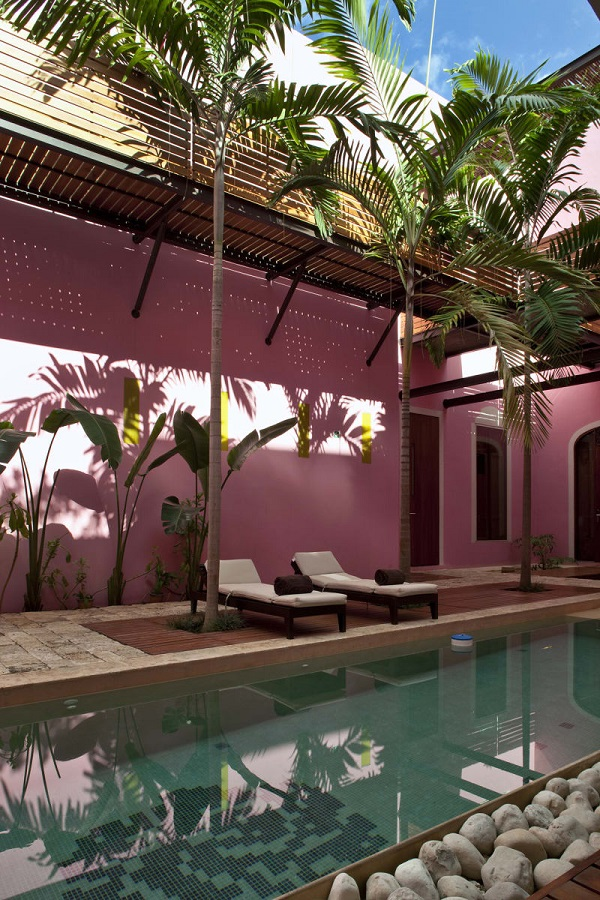 Rosas&Xocolate, boutique hotel in Messico
