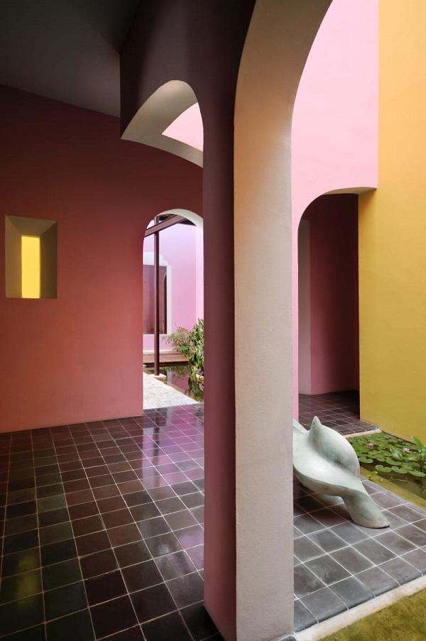 Rosas&Xocolate, boutique hotel in Messico