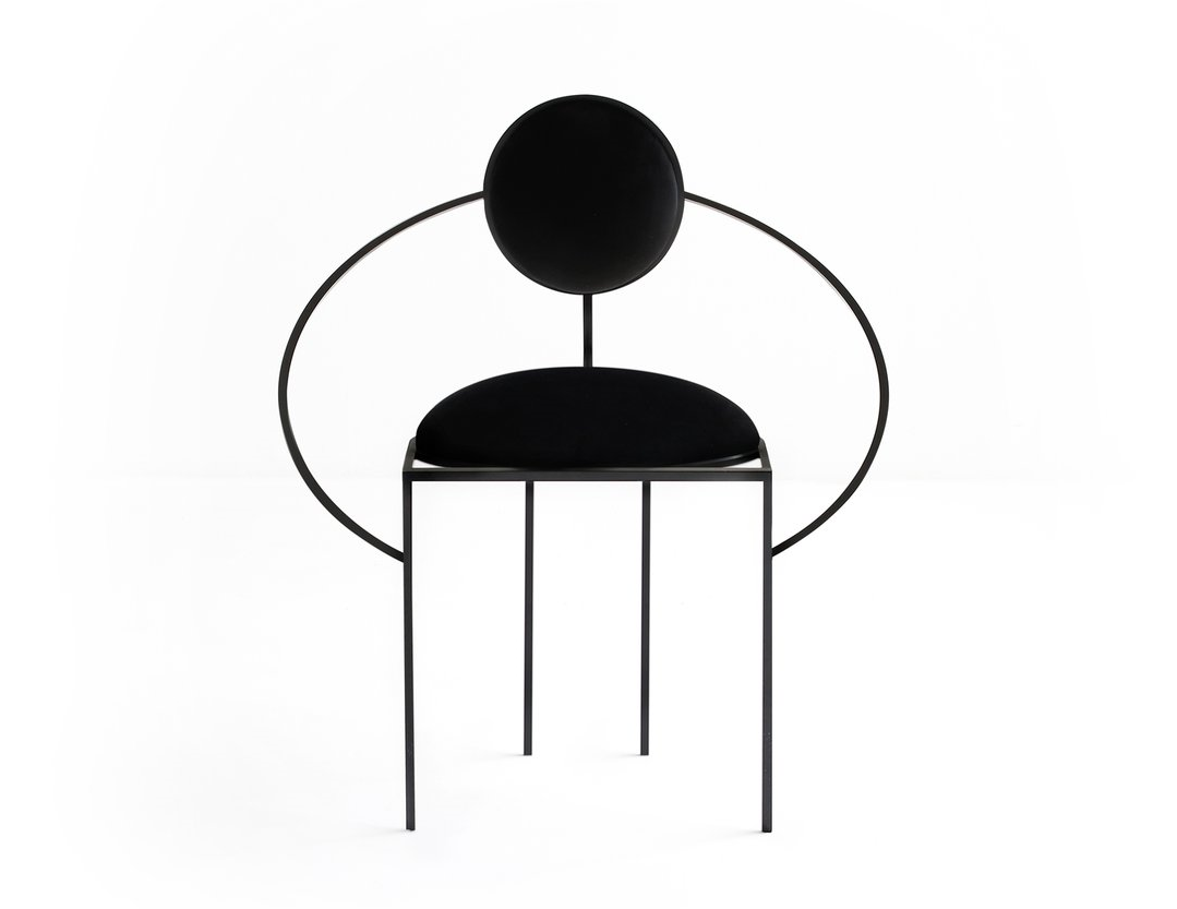 Orbit Chair, design Bohinc Studio