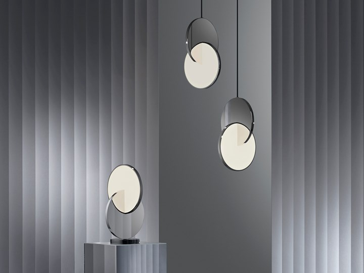 lampade Eclipse, design Lee Broom